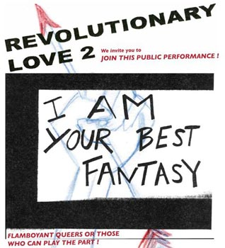 Revolutionary Love 2 Flyer