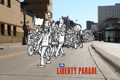 The Liberty Parade