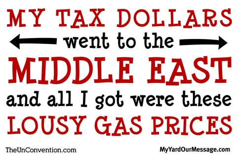 Lousy Gas Prices