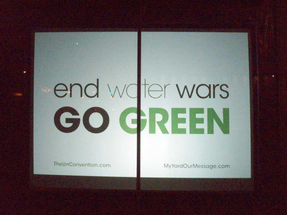 End Water Wars